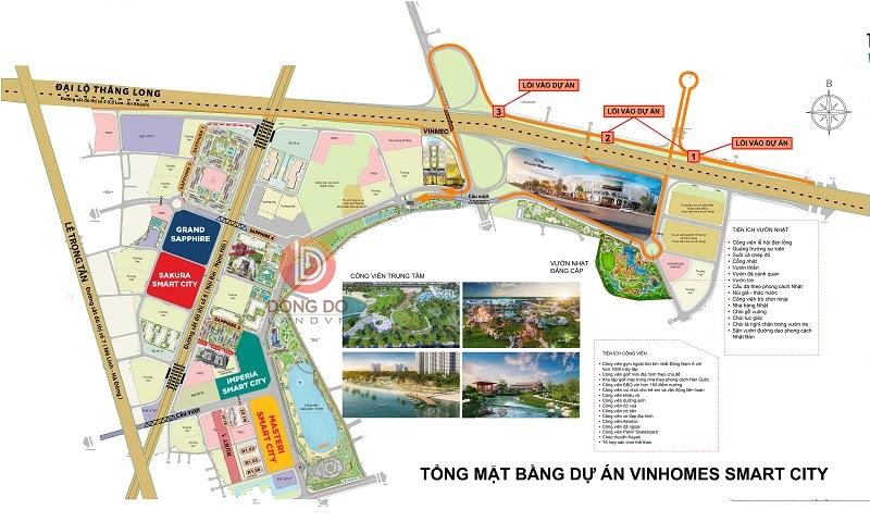 Điểm tựa vững chắc khi đầu tư căn hộ Masteri Smart City