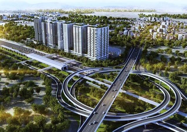 Dự án Masteri Smart City hội tụ đủ 3 yếu tố vàng trong bất động sản