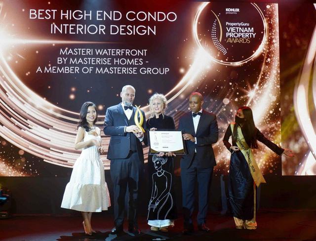 Masteri Waterfront - Dự án Căn hộ Xuất sắc nhất tại Hà Nội