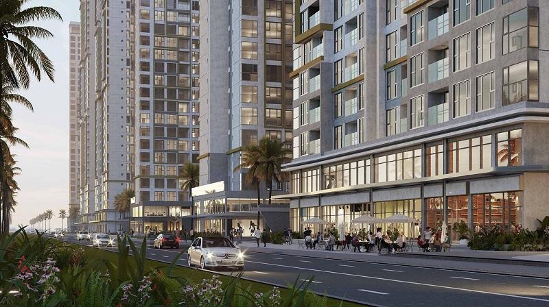 Shophouse chân đế Masteri Smart City miếng mồi béo bở cho nhà đầu tư