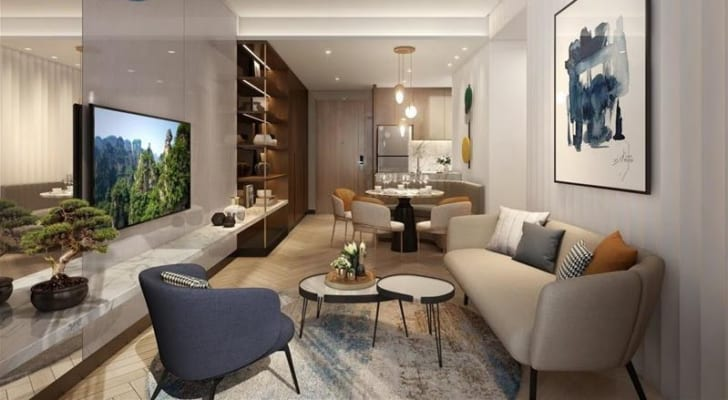 Thiết kế căn hộ Masteri Smart City đề cao tính đồng nhất