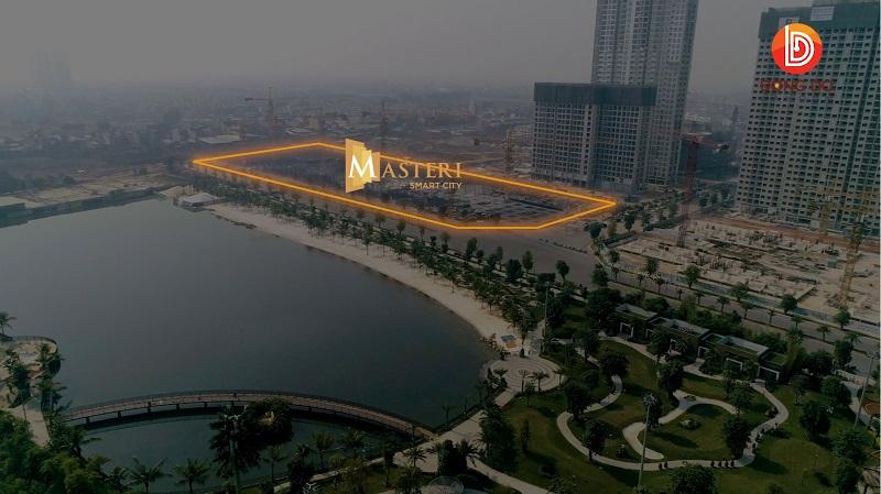 Tiến độ Masteri Smart city