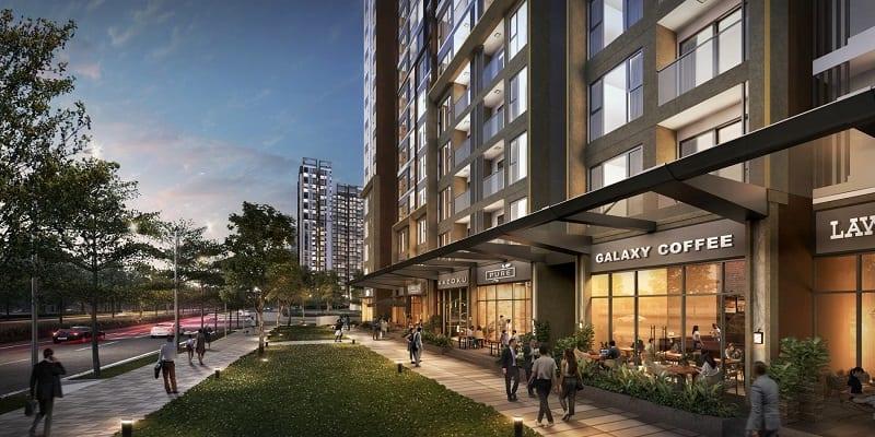5 loại hình căn hộ Masteri Smart city từ 1 đến 3 phòng ngủ