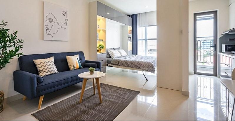 Gợi ý thiết kế nội thất căn hộ Studio Masteri Smart City