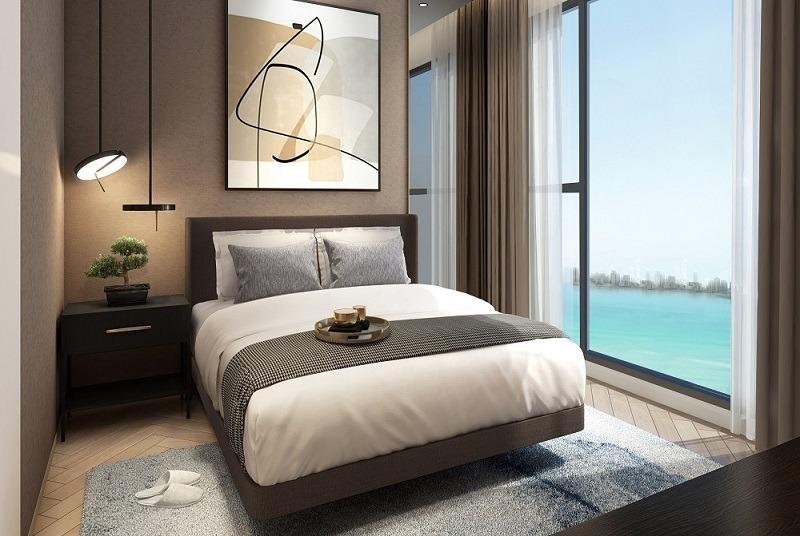 Những ưu thế vượt trội trong thiết kế căn hộ 2 ngủ Masteri Smart City