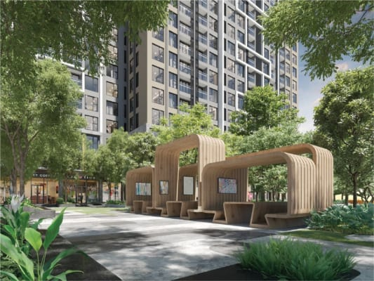 Sống đẳng cấp nơi trái tim đại đô thị thông minh với Masteri Smart City