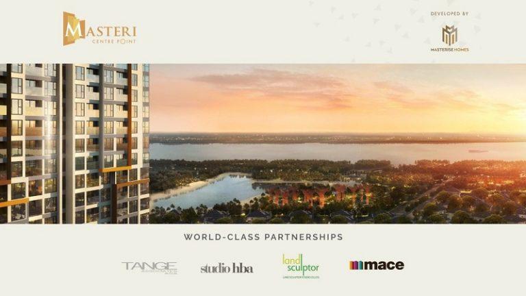 Tìm hiểu về 3 đối tác kiến tạo lên Masteri Smart City